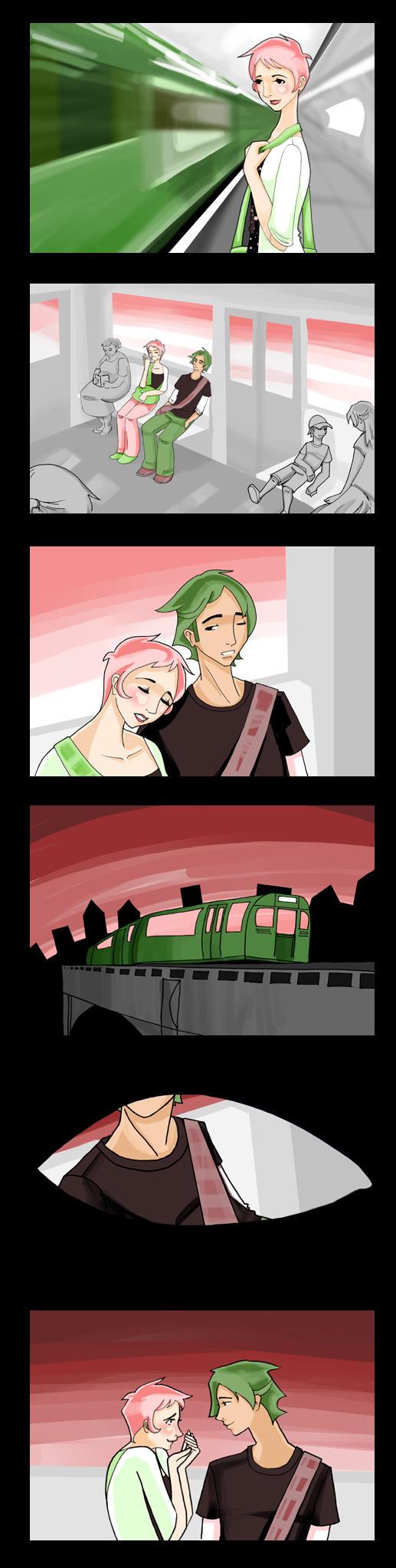 Metro by savivi