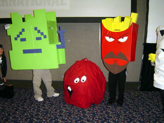 Yay for ATHF by Eluude