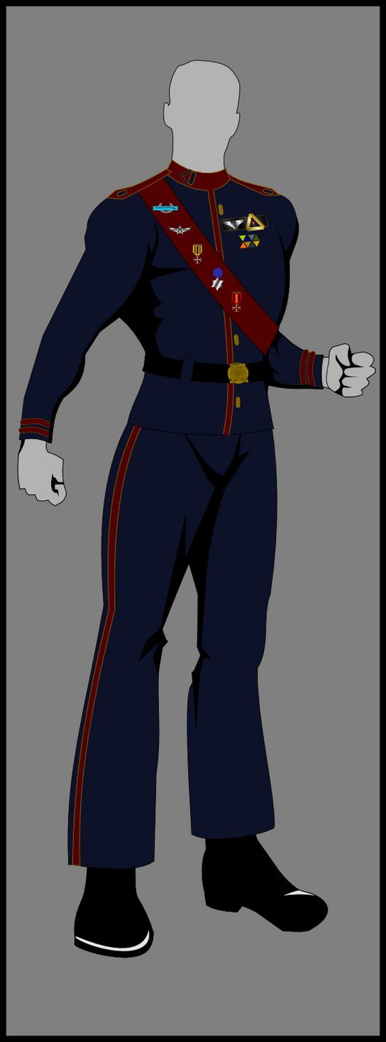 Marine corps uniforms 2013