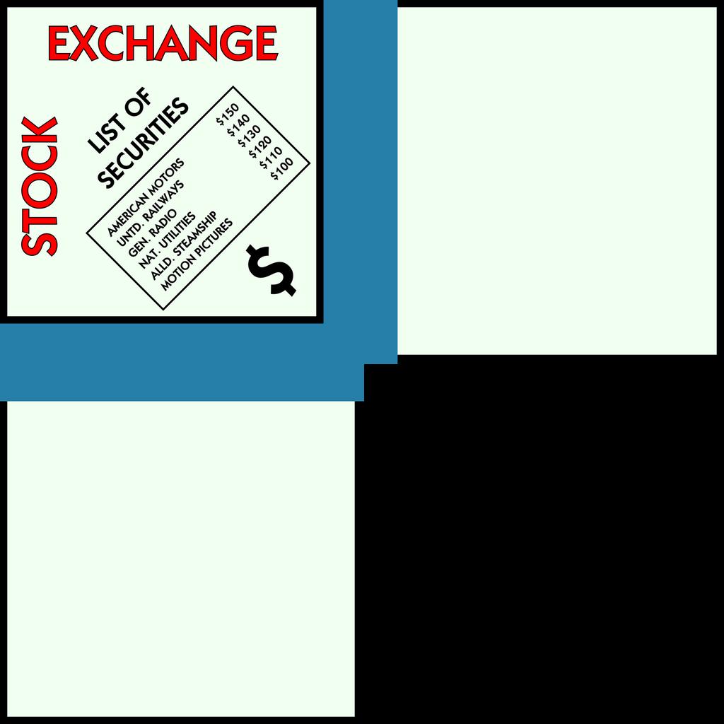 Monopoly Stock Corner