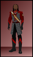 Klingon Uniform with Baldric