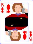 Janeway Card by jonizaak