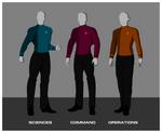 Starfleet Uniform Idea
