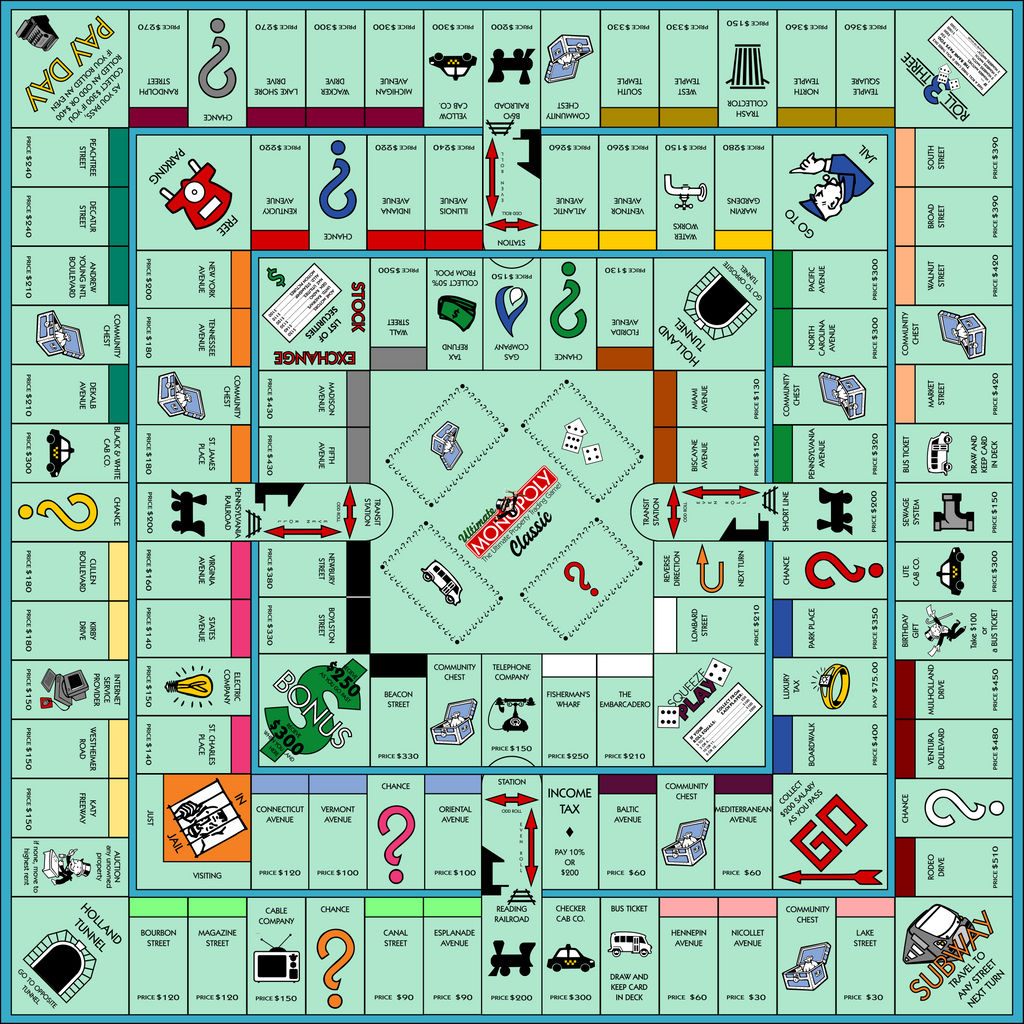 Ultimate Monopoly Classic