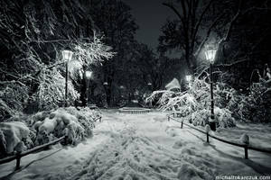krk snow 241 by MichalTokarczuk