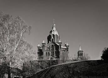 Uspenskin katedraali by MichalTokarczuk