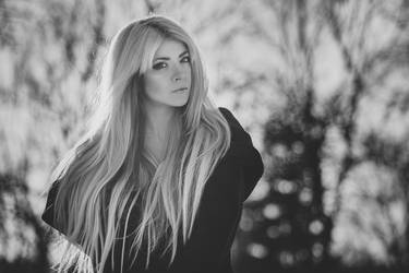 Anastasia Wolf 483 by MichalTokarczuk