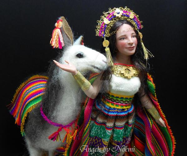 Inca Princess by noe6