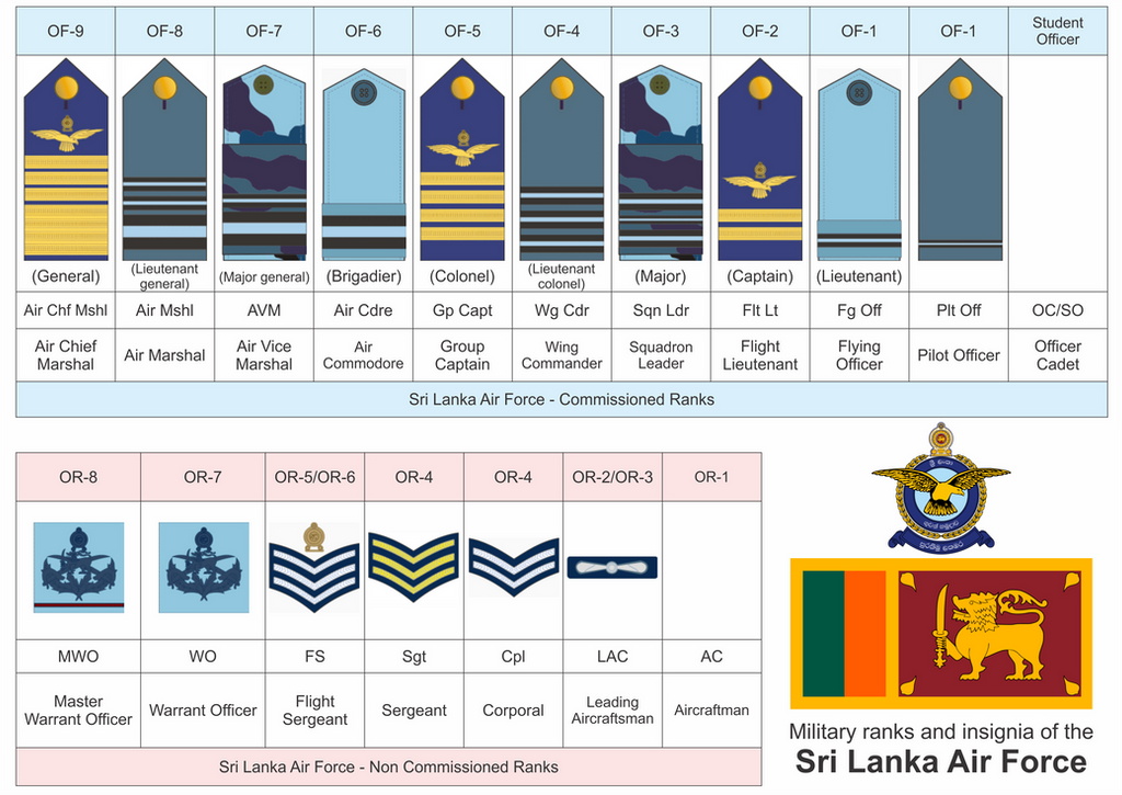 Sri Lanka Air Force Insignia by kapilaktk on DeviantArt