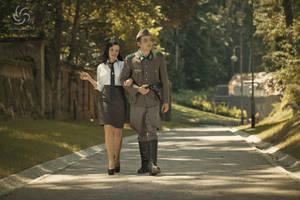 love story Fraulein Annaliese by LadyOfTheShadow