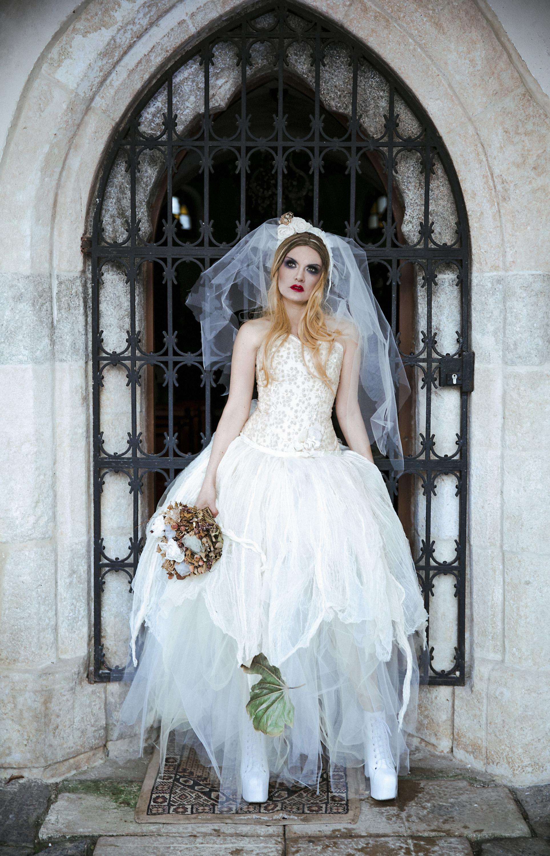 Corpse Bride Real Wedding Dress - The Best Wedding 2018