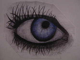 right eye by jessypearce