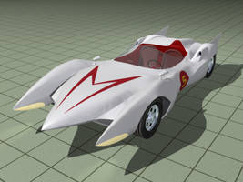 Mach5-1 by iconkid