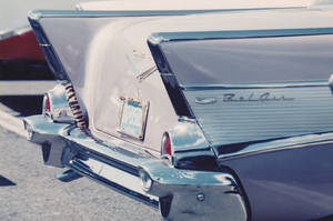 Chevy BelAir by iconkid