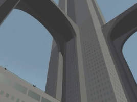 My World Trade Center Design Animation by iconkid