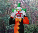 Scary Clown (Let's Keep It Fun)
