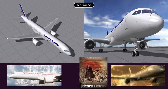 Boeing 757 Air France