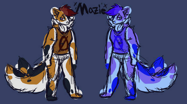 [WIP]- NEW Mazie Design because the old one sucks