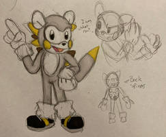Franchise Facelift: Sonichu