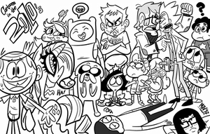 2010gang by MikeJV98