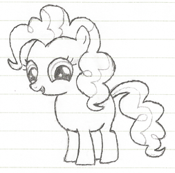 Filly Pinkie