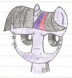 Twilight Sparkle Portrait