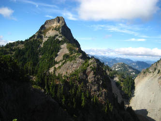 kaleetan peak by khog
