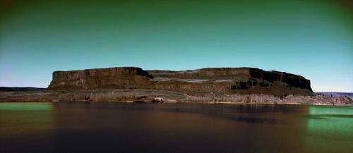 Steamboat Rock by khog