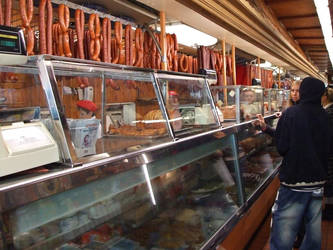 Meat Market by khog