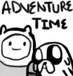 ADVENTURE TIME icon by Celebi9