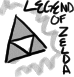 LEGEND OF ZELDA icon by Celebi9