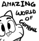 AMAZING WORLD OF GUMBALL icon by Celebi9