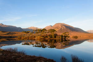 Derryclare Lough by Attila-Le-Ain