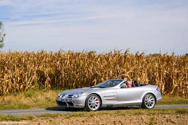 SLR Roadster by Attila-Le-Ain