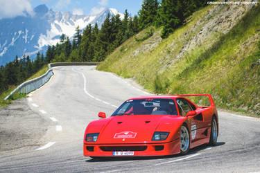 Ferrari F40 by Attila-Le-Ain