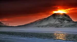 ICELAND - The volcano