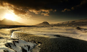 Gold on Iceland
