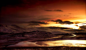 GOLDEN ICE on the Iceland