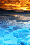 Blue Lagoon on Iceland