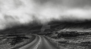 way in fog-time ...