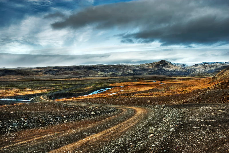 ICELAND - splendid by PatiMakowska