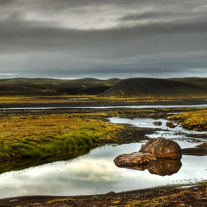 ICELAND - Laki2 by PatiMakowska