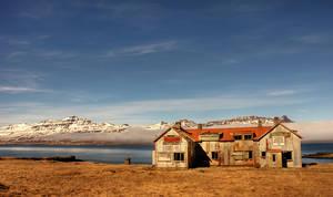 ICELAND - Hostel - Hospital by PatiMakowska