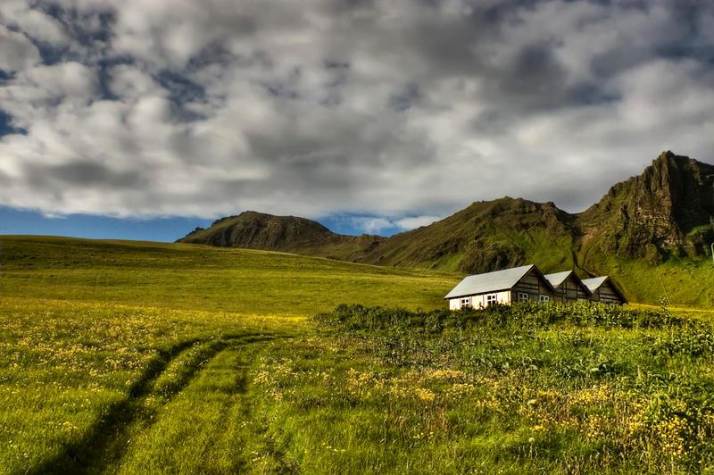Iceland - spring nature by PatiMakowska