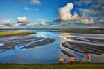 Iceland - the big blue by PatiMakowska