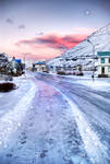 Iceland - first day of winter