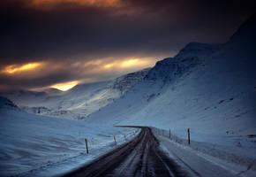 Iceland - follow with me, you by PatiMakowska