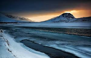 Iceland ... Volcano on Iceland by PatiMakowska