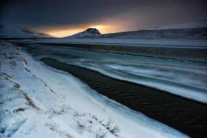 Iceland .. Volcano on Iceland by PatiMakowska