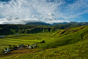 Iceland - summer time is open by PatiMakowska